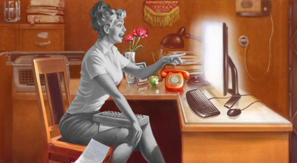 Требования к рабочему месту офисных сотрудников
