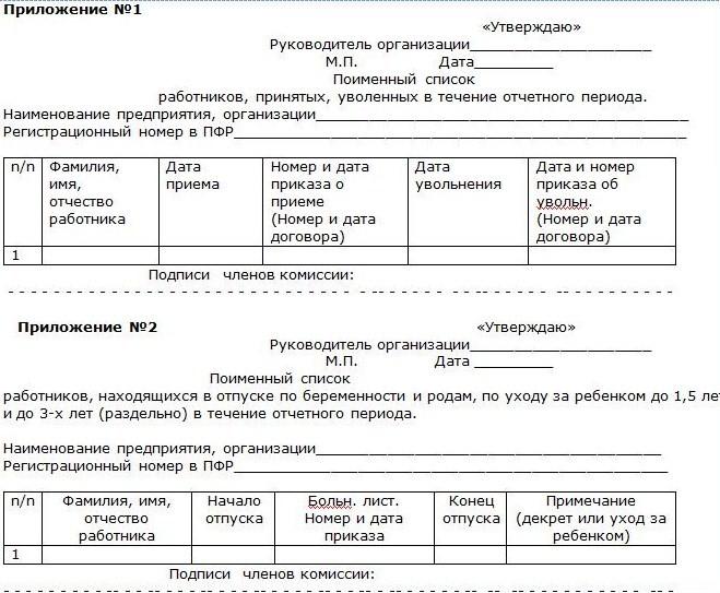 образец заполнения заявления о подключении к эдо в пфр - фото 6