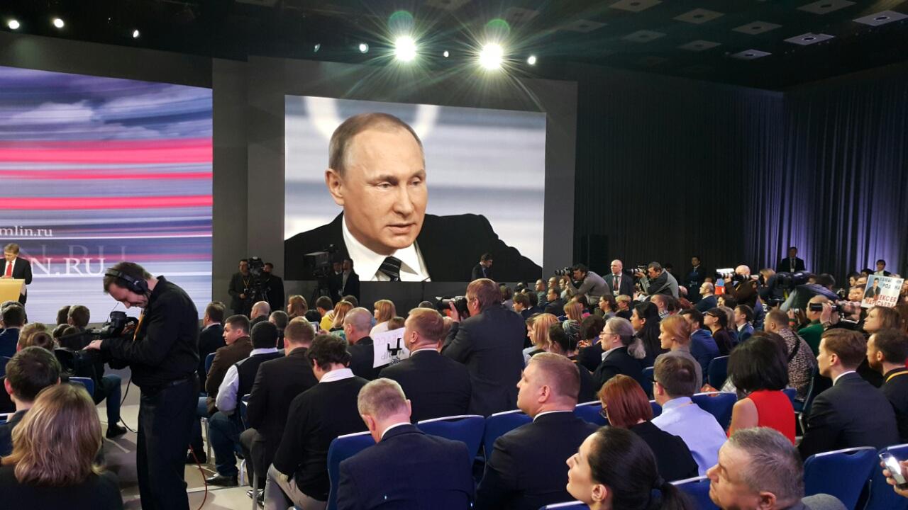 Владимир Путин занял восьмую строчку в рейтинге одобрения мировых лидеров