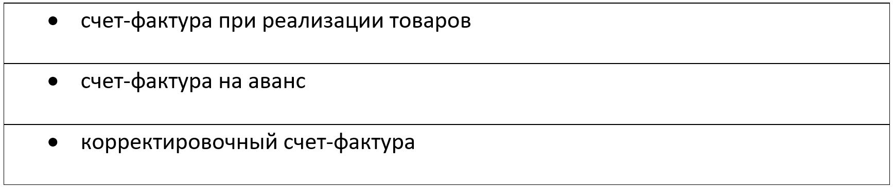 Счет-фактура1