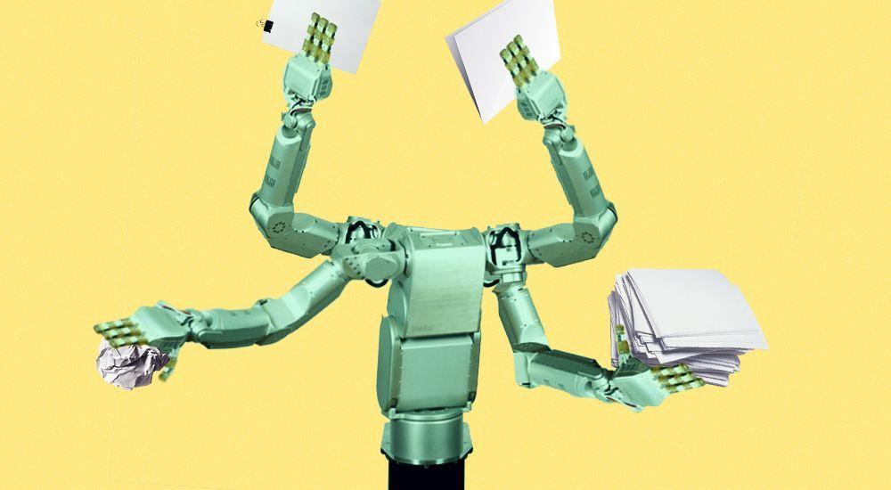 Правда о роботах в бухгалтерии: почему они сделают бухгалтеров круче