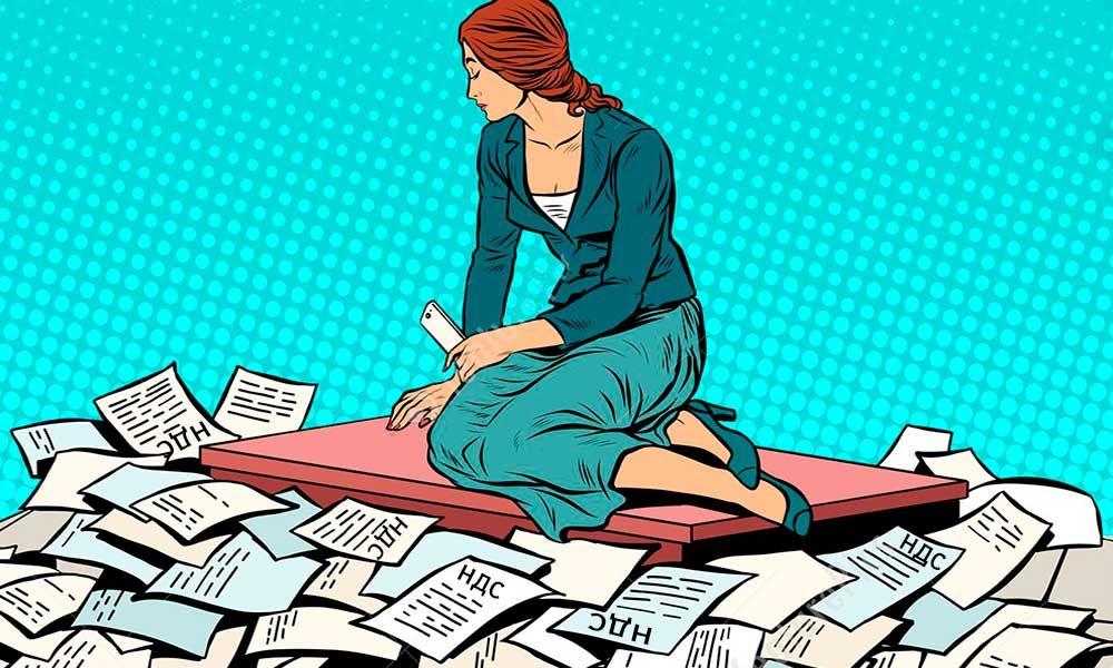 Страшилки про «бумажный НДС». Кто у нас тут плохой бухгалтер?