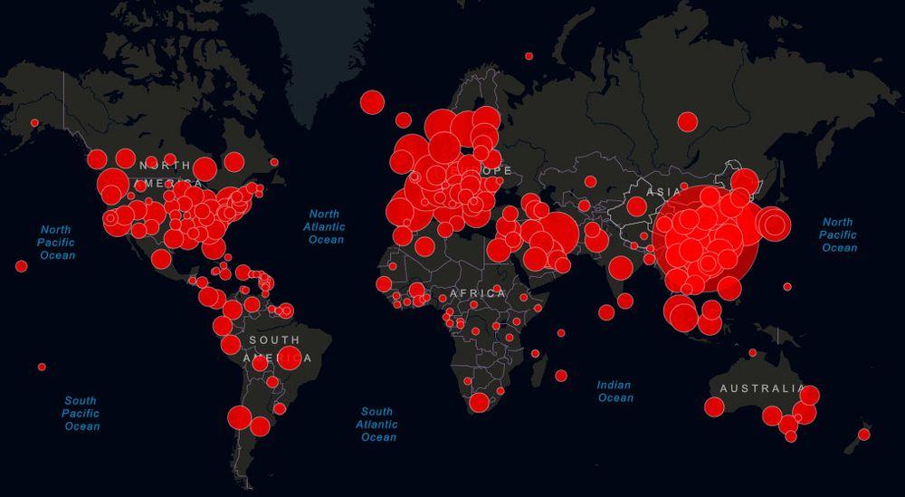 Что делают власти разных стран, чтобы поддержать экономику в коронакризис