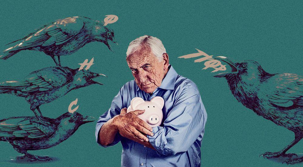 Когда с пенсии придется платить налог: пять случаев