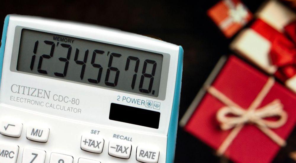 Новогодние расходы компании: как сэкономить на налогах