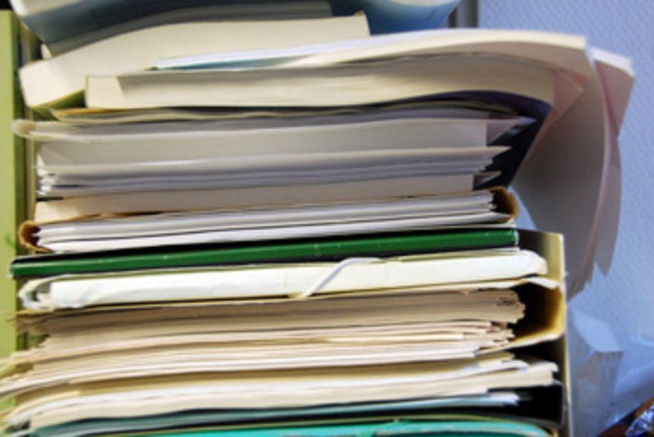 Какие папки заводить в бухгалтерии заработок на регистрации ооо