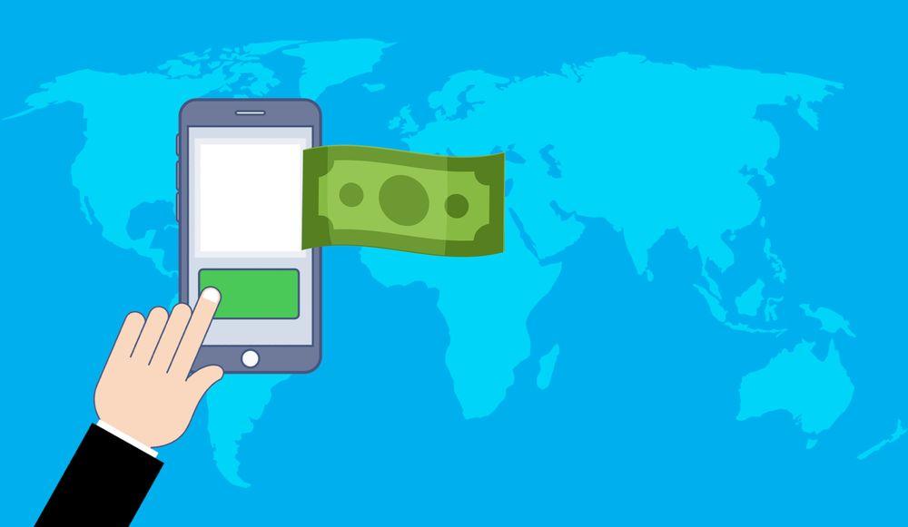 Как сделать денежный перевод без открытия счета