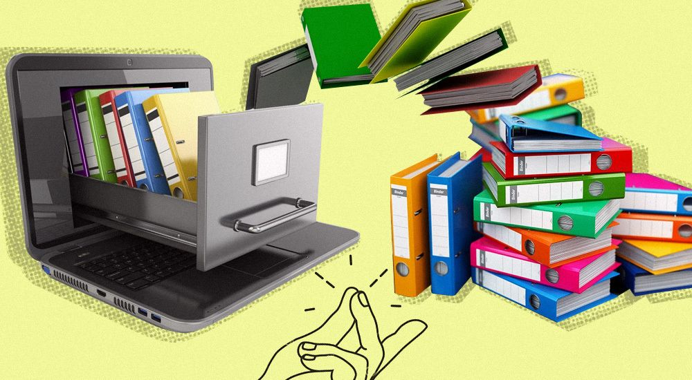 Как бухгалтеру победить рутину в работе с документами