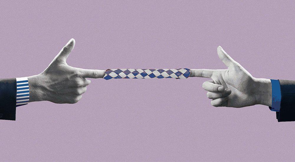 Почему отделы компании между собой конфликтуют