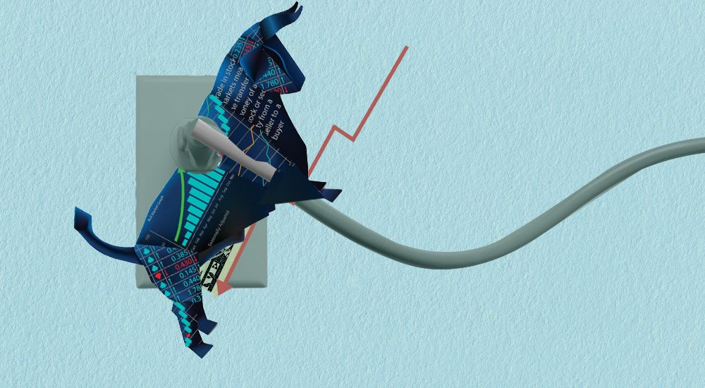 Стоит ли покупать акции во время всеобщей распродажи?