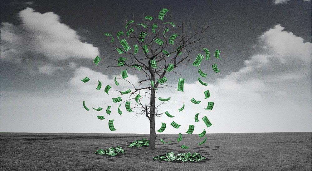 Станет ли лучше нашей экономике? Итоги года: ужесточение контроля, экономический пузырь, обвал рубля