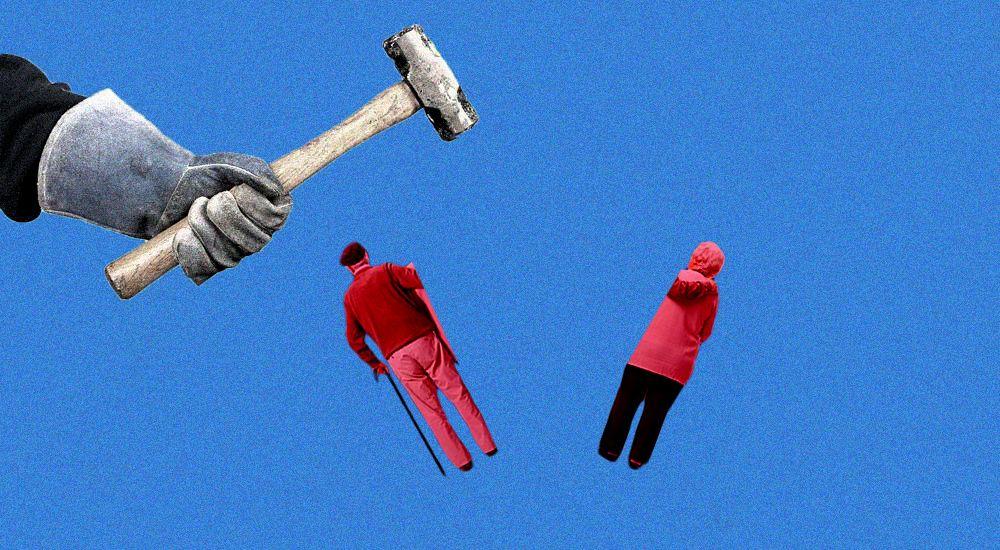 Даже неработающий пенсионер может лишиться прибавки с января