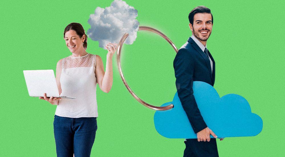 Как бухгалтеру (и не только бухгалтеру) заработать на облаке