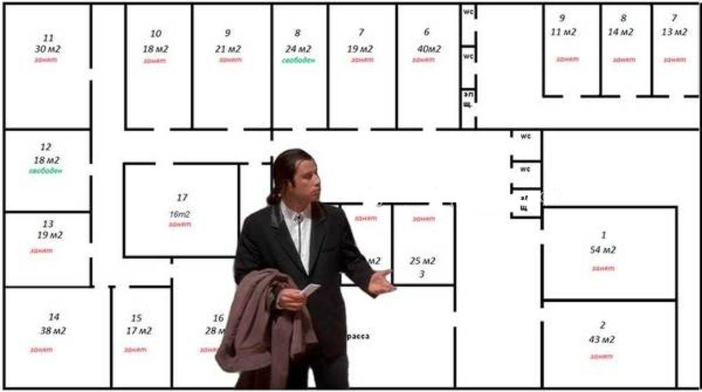 Аренда офиса для небольшой компании. История о том, как превратить жизнь арендатора в ад