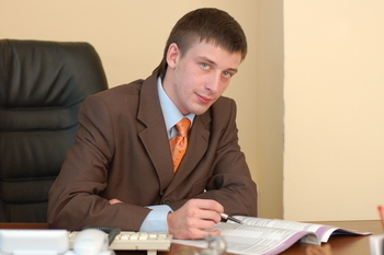 На фото Андрей Сапунов, управляющий активами ИК «ФИНАМ»