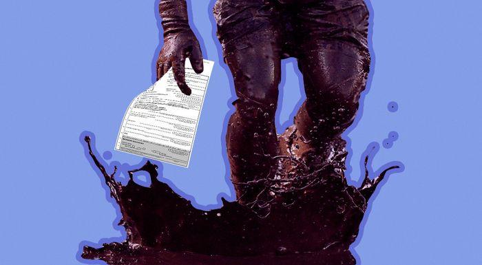 Отчитывайтесь о плате за «грязь» по новой форме