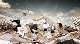 Как бухгалтеру выплыть из бумажной рутины? Опыт торговой сети «ВкусВилл» на вебинаре 25 июня